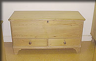 pine mule chest