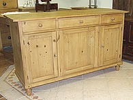 late victorian edwardian dresser base