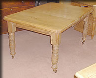 pine wind out table