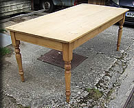 victorian 6 six foot table