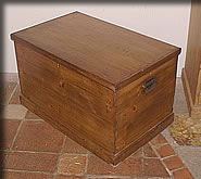 victorian tool trunk